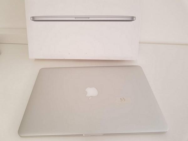 Immagine n. 2 - 53#3585 MacBook Pro