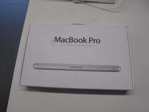 Immagine n. 5 - 61#3585 MacBook Pro