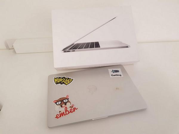 Immagine n. 1 - 86#3585 MacBook Pro