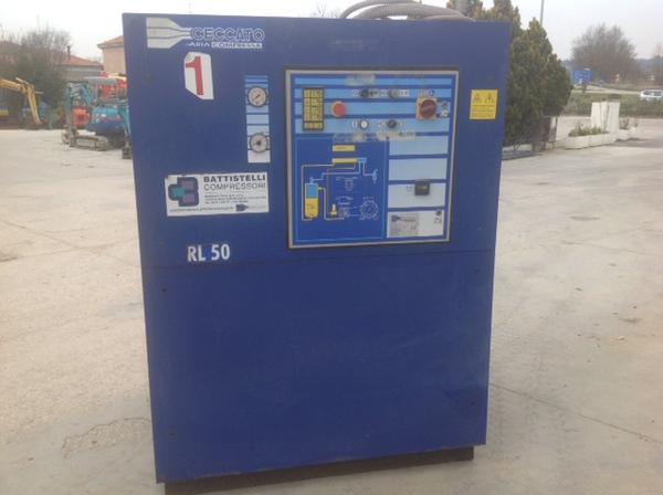 Immagine n. 1 - 1#3586 Compressore Ceccato RL 50