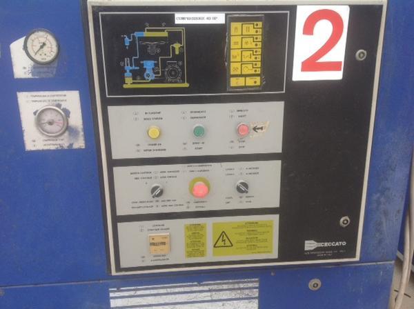 Immagine n. 1 - 2#3586 Compressore Ceccato 7271