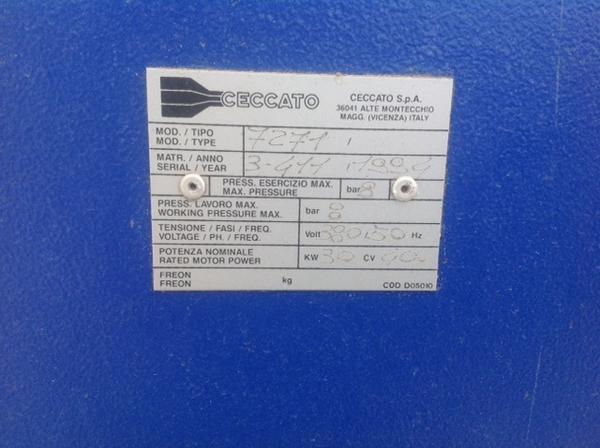 Immagine n. 2 - 2#3586 Compressore Ceccato 7271