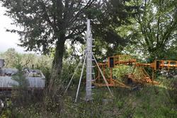 Palo telescopico in alluminio - Lotto 25 (Asta 3589)