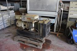 Compressore Mattei e Fini - Lotto 37 (Asta 3589)