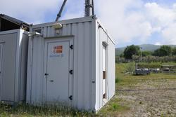 Shelter monolitico per telefonia mobile - Lotto 6 (Asta 3589)
