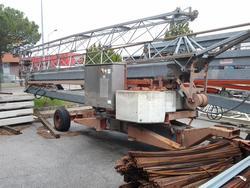 Fari FH18  singlethree phase crane - Lot 2 (Auction 3593)