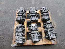 Distributors for Komatsu excavator - Lot 13 (Auction 3595)