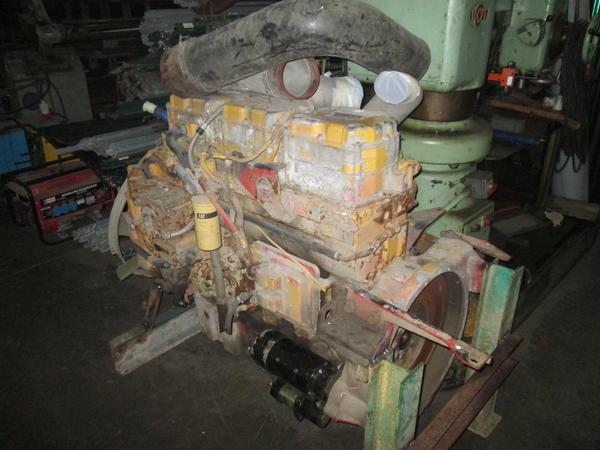 14#3595 Motore Caterpillar C10 turbo
