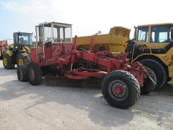 Aveling Barford Super MG grader - Lot 6 (Auction 3595)
