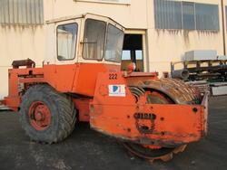 Hamm rubber iron roller - Lot 9 (Auction 3595)