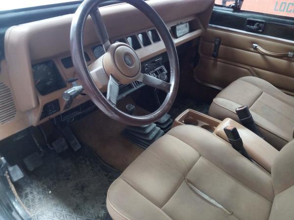 Immagine n. 2 - 1#3596 Autocarro Jeep Wrangler 4000cc