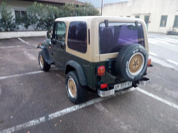 Immagine n. 8 - 1#3596 Autocarro Jeep Wrangler 4000cc