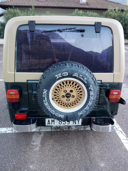 Immagine n. 9 - 1#3596 Autocarro Jeep Wrangler 4000cc