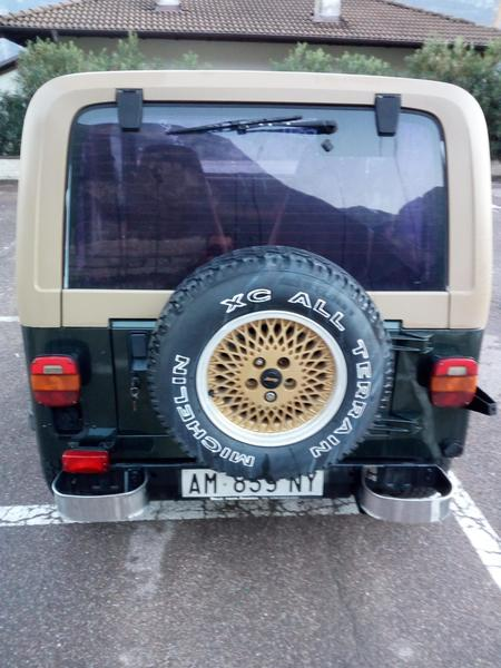 Immagine n. 10 - 1#3596 Autocarro Jeep Wrangler 4000cc