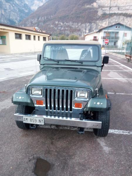 Immagine n. 15 - 1#3596 Autocarro Jeep Wrangler 4000cc