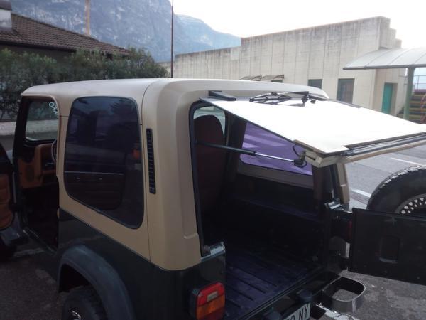 Immagine n. 25 - 1#3596 Autocarro Jeep Wrangler 4000cc