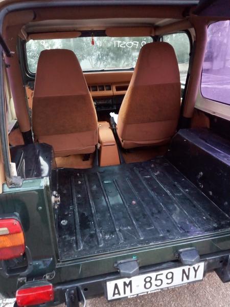 Immagine n. 29 - 1#3596 Autocarro Jeep Wrangler 4000cc