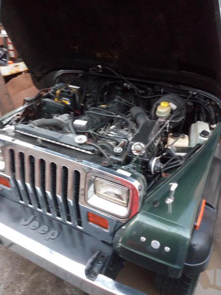 Immagine n. 30 - 1#3596 Autocarro Jeep Wrangler 4000cc