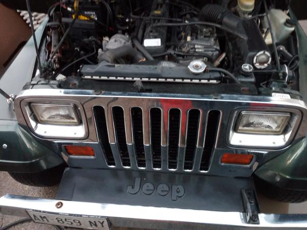 Immagine n. 31 - 1#3596 Autocarro Jeep Wrangler 4000cc