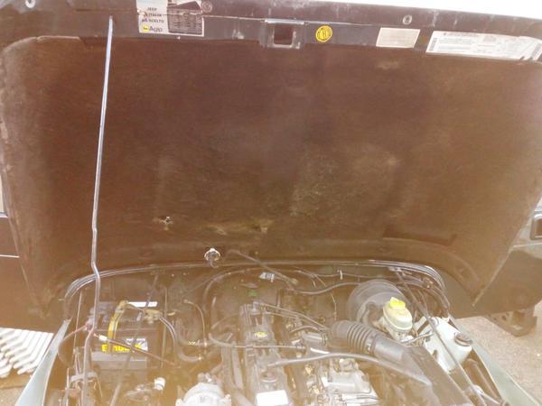 Immagine n. 34 - 1#3596 Autocarro Jeep Wrangler 4000cc