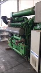 Generatore a metano - Lotto 1 (Asta 3598)