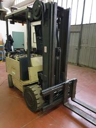 Crown forklift 20 quintals - Lot 5 (Auction 3605)