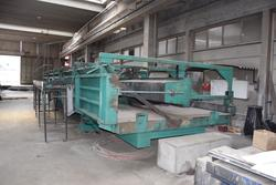 Tilting formwork for veil panels and planetary mixer with - Lot  (Auction 3606)