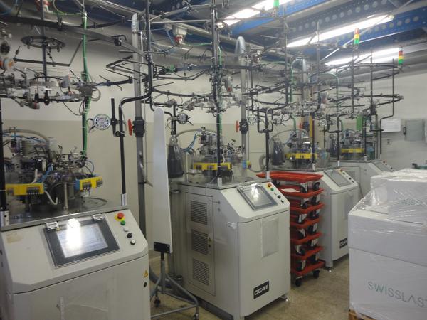Immagine n. 1 - 1#3608 Macchine filatrici circolari automatiche