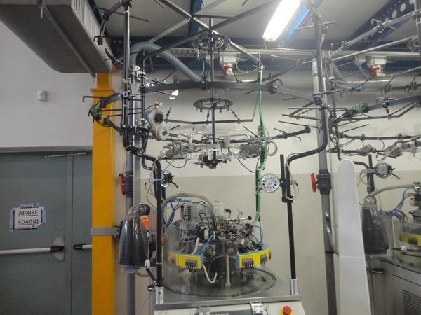 Immagine n. 4 - 1#3608 Macchine filatrici circolari automatiche
