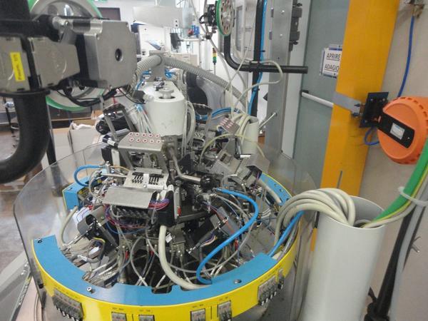 Immagine n. 7 - 1#3608 Macchine filatrici circolari automatiche