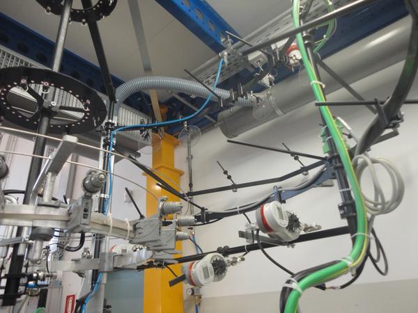 Immagine n. 8 - 1#3608 Macchine filatrici circolari automatiche