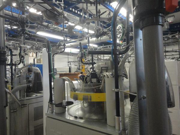 Immagine n. 11 - 1#3608 Macchine filatrici circolari automatiche