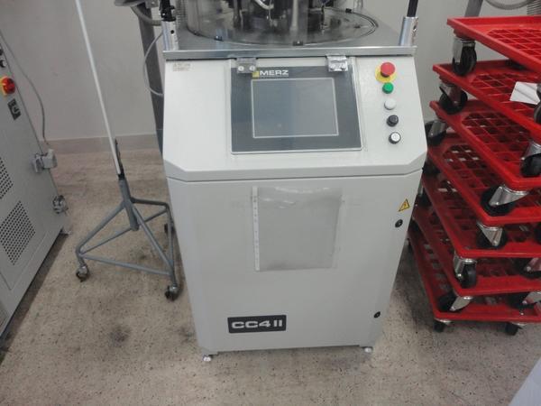 Immagine n. 14 - 1#3608 Macchine filatrici circolari automatiche