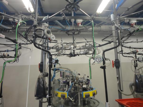 Immagine n. 15 - 1#3608 Macchine filatrici circolari automatiche