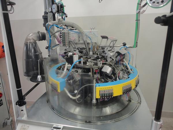 Immagine n. 16 - 1#3608 Macchine filatrici circolari automatiche