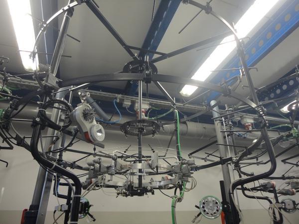 Immagine n. 17 - 1#3608 Macchine filatrici circolari automatiche