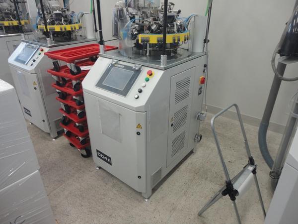 Immagine n. 22 - 1#3608 Macchine filatrici circolari automatiche