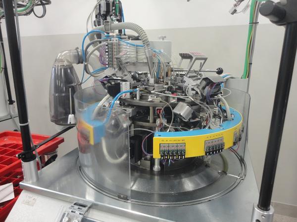 Immagine n. 24 - 1#3608 Macchine filatrici circolari automatiche