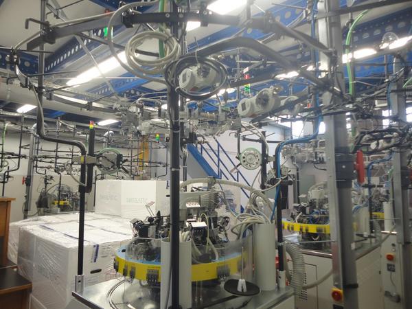 Immagine n. 29 - 1#3608 Macchine filatrici circolari automatiche