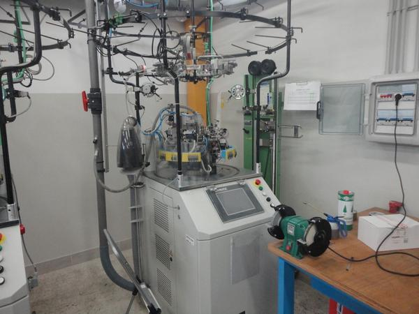 Immagine n. 30 - 1#3608 Macchine filatrici circolari automatiche