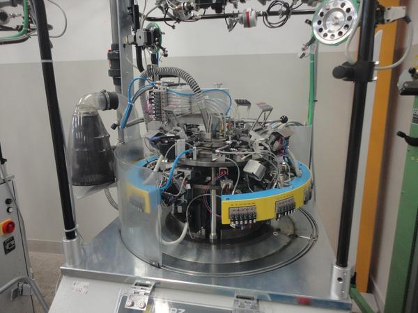 Immagine n. 33 - 1#3608 Macchine filatrici circolari automatiche