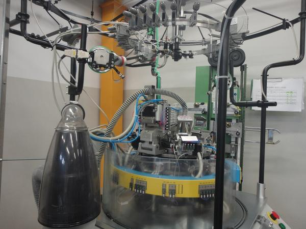 Immagine n. 35 - 1#3608 Macchine filatrici circolari automatiche
