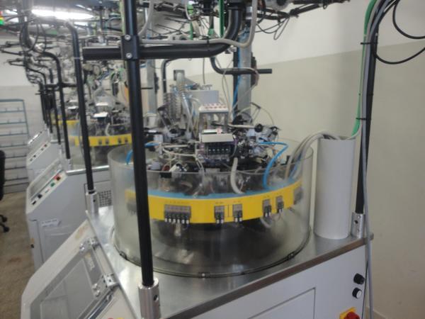 Immagine n. 38 - 1#3608 Macchine filatrici circolari automatiche