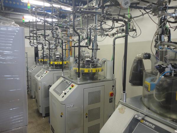 Immagine n. 41 - 1#3608 Macchine filatrici circolari automatiche