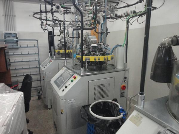 Immagine n. 47 - 1#3608 Macchine filatrici circolari automatiche