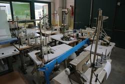 Rimoldi Juki and Durkopp sewing machines - Lote  (Subasta 3610)