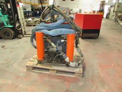 Polyurethane spray unit and generator set - Lot  (Auction 3611)