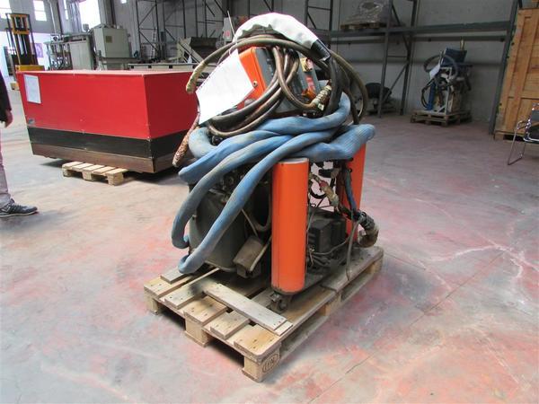 Immagine n. 2 - 1#3611 Apparecchio idraulico per spruzzo poliuretano