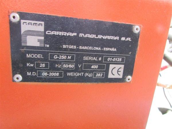 Immagine n. 4 - 1#3611 Apparecchio idraulico per spruzzo poliuretano