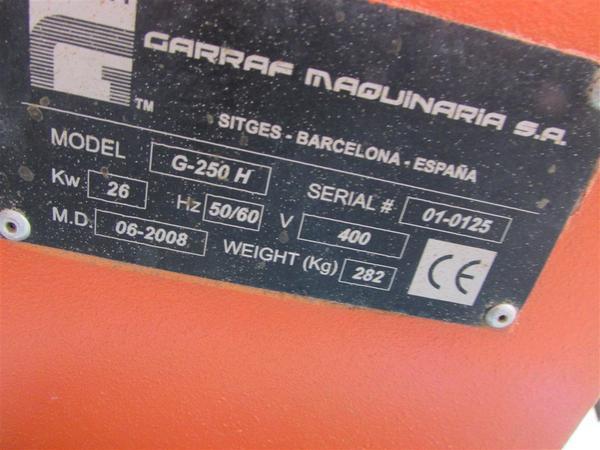 Immagine n. 5 - 1#3611 Apparecchio idraulico per spruzzo poliuretano
